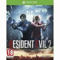 Resident Evil 2 Remake Lenticular Sleeve XBox One русские субтитры