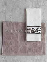 Набор кухонных полотенец PAVIA FERNELLO (40x60-2шт.)