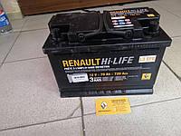 Аккумулятор L3 EFB 12V 70Ah 720 Aen Renault Logan 2 (Original 7711575175)
