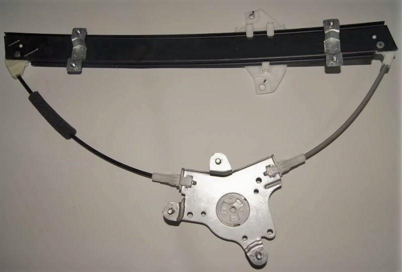 Стеклоподьемник передній правий електричний Lanos GM Корея (оригінал)