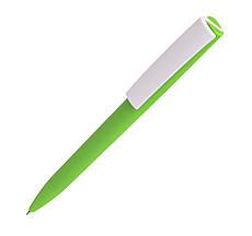 Шариковая ручка LIMA. Пластик софт-тач. 11 цветов.