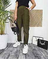 Женские стильные брюки Карго, фото 1