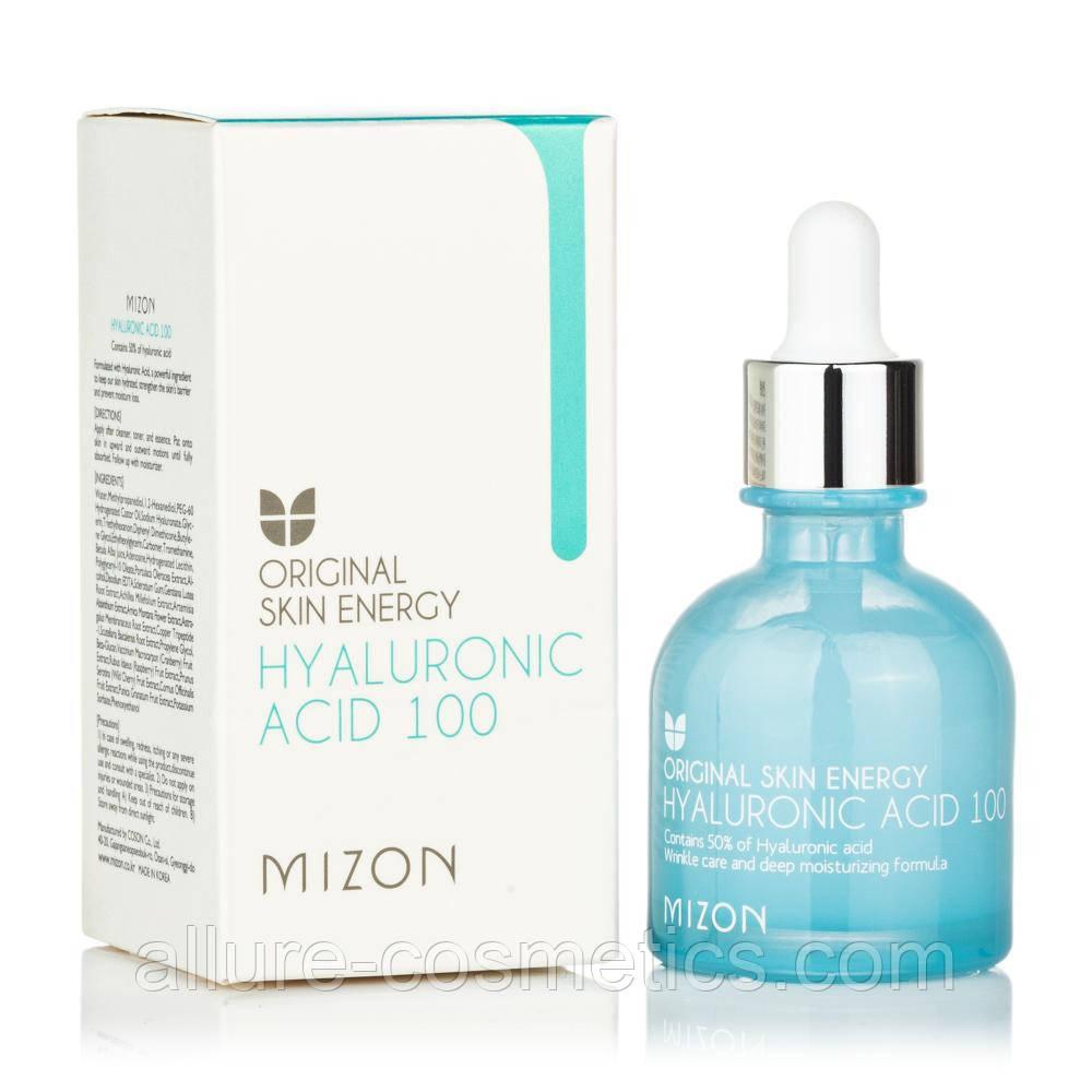 Гиалуроновая сыворотка для лица MIZON Hyaluronic Acid 100