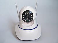 IP Камера відео-спостереження, WI-FI камера, онлайн поворотна, нічне бачення