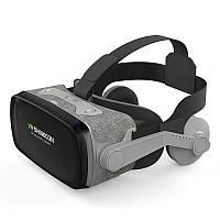 VR Shinecon SC-G07ED Виртуальная реальность 3D VR Очки с гарнитурой для пользователей близорукости на 4,7-6,1 дюйма Мобильные Телефоны-1TopShop