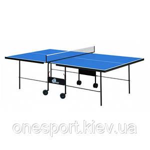 Стол теннисный GSI-sport Athletic Premium Gk-3.18 (код 153-626927)