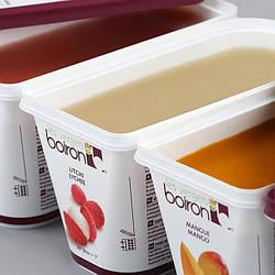 Заморожене фруктово ягідне пюре Boiron
