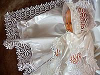 Набор для крещения ребенка. Модель Ноеминь (Noemin)