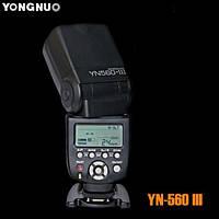 Вспышка Yongnuo yn-560III c встроеным синхронизатором + Гарантия 1 год от магазина, фото 1