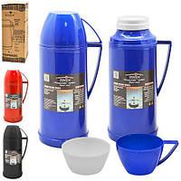 Термос для чая пластиковый 1 литр