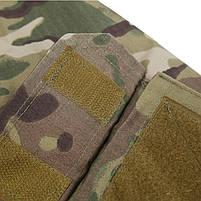 Тактическая рубашка Lesko A655 Camouflage XL (36 р.) кофта с длинным рукавом камуфляжная армейская убокс, фото 6