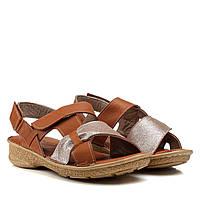 Сандалии женские SAMAS SANDALS (натуральные, комфортные, кожаные)обувь