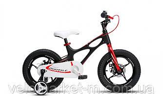 "Велосипед RoyalBaby SPACE SHUTTLE 14"", OFFICIAL UA, чорний"