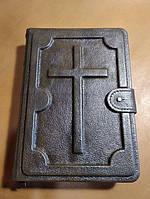 Чехол (обложка) для Библии из натуральной кожи