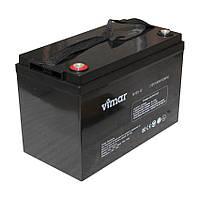 Аккумулятор Vimar 100Ач B100-12, фото 1