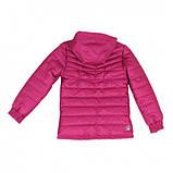 Зимняя подростковая куртка для девочек SNO F18J318 Raspberry. Размер 8 и 14 лет., фото 2