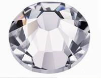 Камни Swarovski для ногтей 2058 Crystal ss 8 (100 шт/ упаковка), фото 1