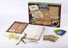 DINO PALEONTOLOGY — набор для юных исследователей-палеонтологов
