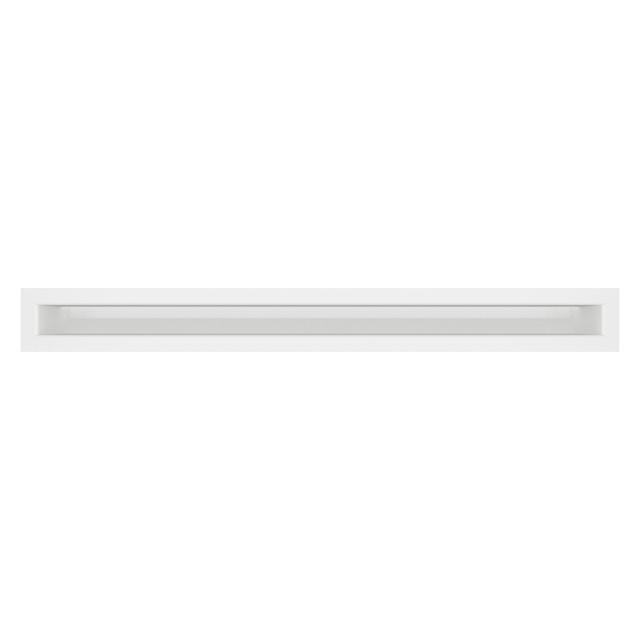Вентиляционная решетка для камина SAVEN Loft 60х600 белая