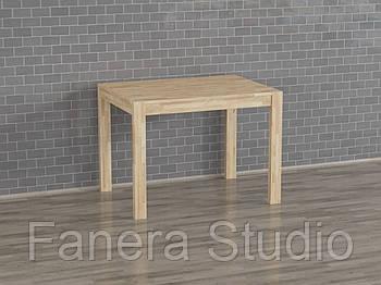 Стол деревянный обеденный на 4-х человек