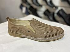 Чоловічі літні туфлі KaDar 2791, фото 3