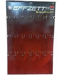 Стенд DAM для блесен 21 крюч. 80x52