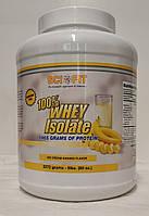 Протеин - Изолят сывороточного протеина - SCI FIT 100% WHEY ISOLATE 2.272 g Banana Банан