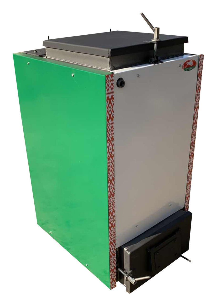 Шахтный котел Холмова Zubr Termo (Зубр Термо) 40 кВт (с теплоизоляцией)