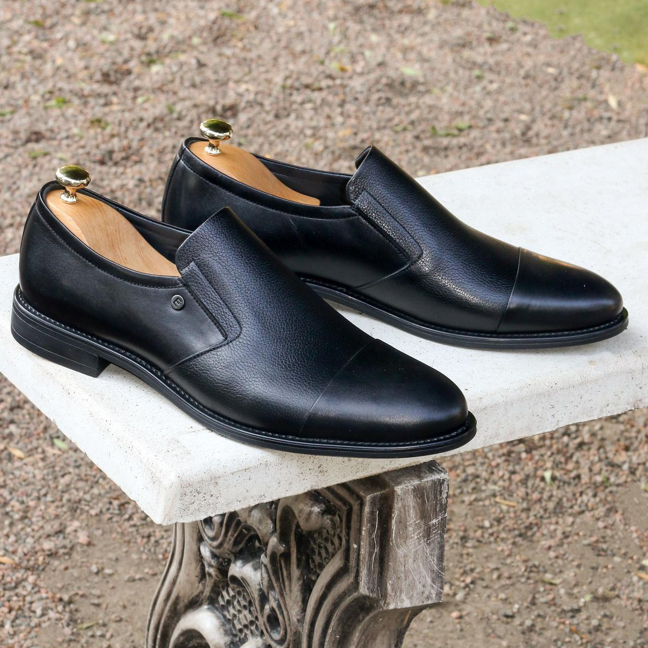 Туфли Etor 15916-10040 39 черные