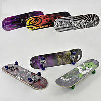 Детский скейтборд 6 видов., фото 1