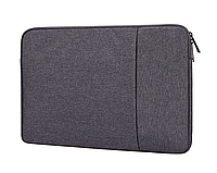 """Чехол DDC для ноутбука 15.4"""" дюймов - темно серый (rY6Bijat86)"""