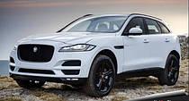 Jaguar F-Pace 2017+