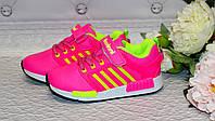 Яркие кроссовки для девочек, фото 1