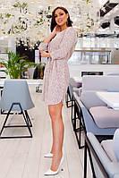 Платье большого размера из софта, фото 1
