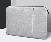 """Чехол DDC для ноутбука 15.4"""" дюймов - серый (rY6Bijat87)"""