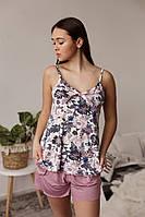 Комплект для сна с шортами Nicoletta 90367, фото 1