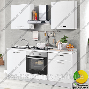 Кухонний гарнітур Бьянка  1,8 метра