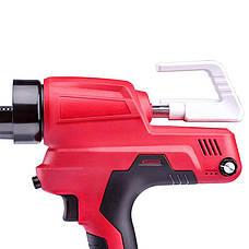 Пістолет для герметика акумуляторний Worcraft CCG-S20Li без АКБ і ЗУ, фото 2
