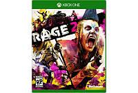 Rage 2 Xbox One русские субтитры
