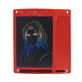 CHUYI DZ0070 8.5 дюймов LCD Пишущий планшет Цифровой почерк Pad Art Colorful Доска для рисования Ультратонкие электронные сенсорные панели Игрушки для
