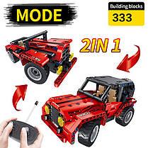 Технолоджи Групп Строительные Блоки Сборка Игрушки Головоломки Дети Дистанционное Управление Авто-1TopShop, фото 3