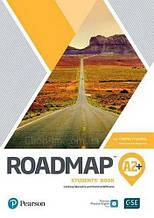Підручник з практикою Roadmap A2+ Students' Book with Online Practice / Pearson
