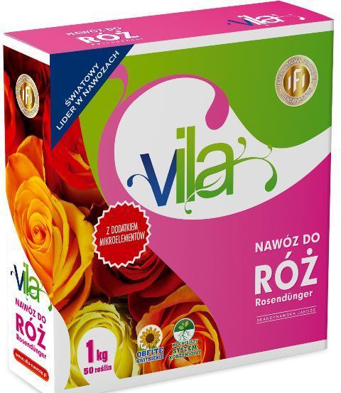 Удобрение Yara Vila для роз 1кг