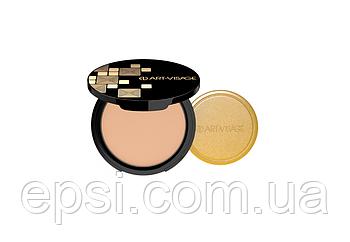 Компактная пудра для нормальной и сухой кожи Art Visage NUDE MAGIQUE тон 05 теплый бежевый 7 г