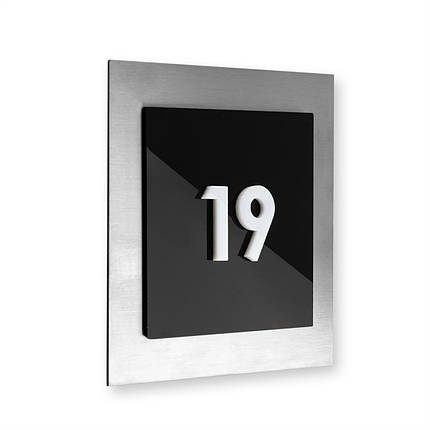 Номер на дверь, фото 2