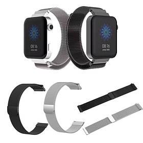 Часы из нержавеющей стали Стандарты Замена ремешка для часов Xiaomi Watch-1TopShop