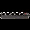 Мережевий фільтр LogicPower LP-X5 Premium, 5m, 5 розеток,16А, black (3520Вт), фото 2