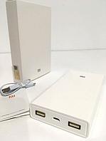 Портативное зарядное устройство Power Bank Xiaomi Mi 20 000 mAh Li-Ion