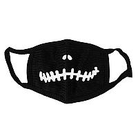 Маска тканевая Geekland зубы скелета MS 002