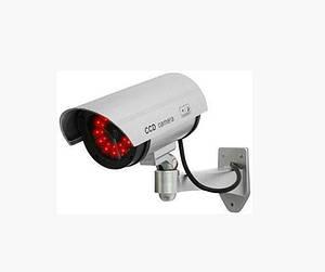 Видеокамера муляж обманка Dummy IR Camera PT 1100 171536